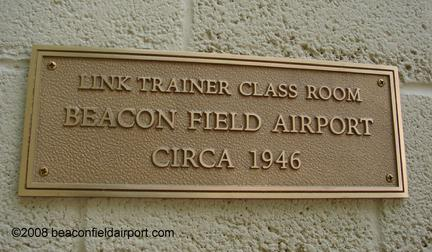 Beacon Field Link Trainer Classroom